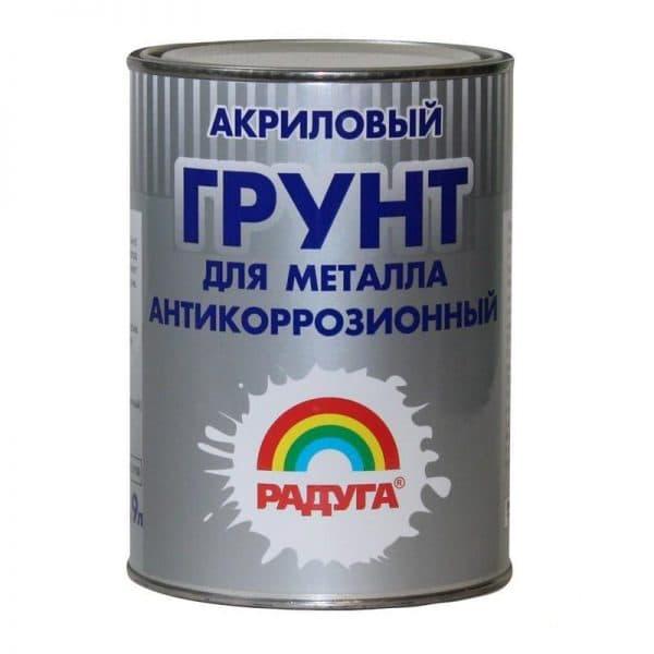 Для металлических поверхностей