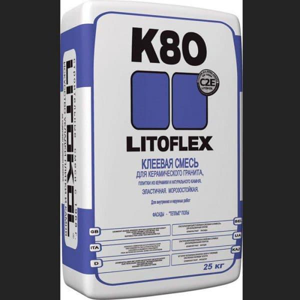 litoflex k80 25