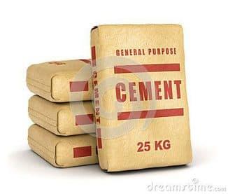 Сколько мешков цемента в 1 м3