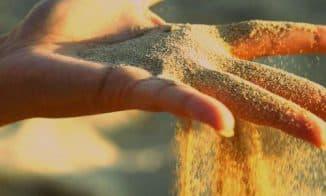 Удельный вес песка
