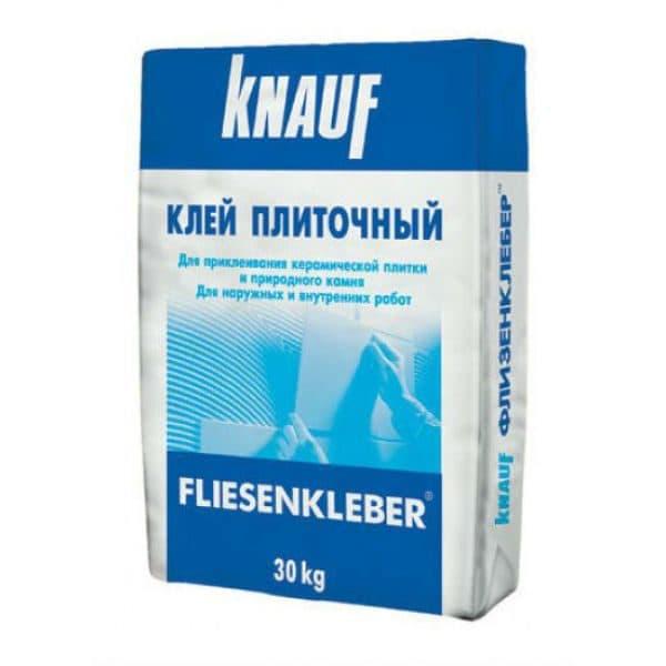 Кнауф Флизенклебер