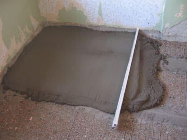 Цементно-песчаные