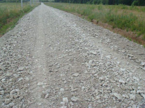 Строительство автодорог