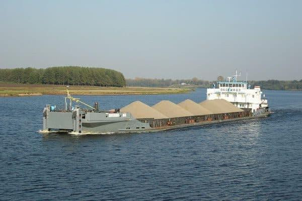 Перевозка морским транспортом