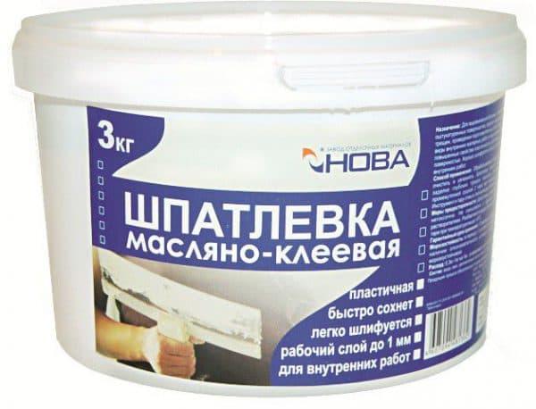 Масляно-клеевая
