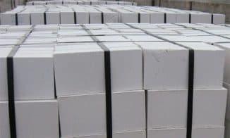 Размер силикатного белого кирпича
