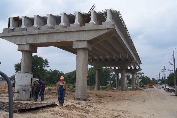 Сооружение мостов