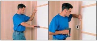 Как крепить мдф к стене