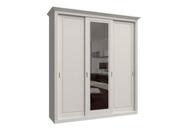 Рамочный фасад с зеркалом