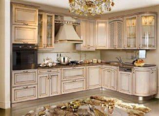 Кухонные фасады мдф пленочные