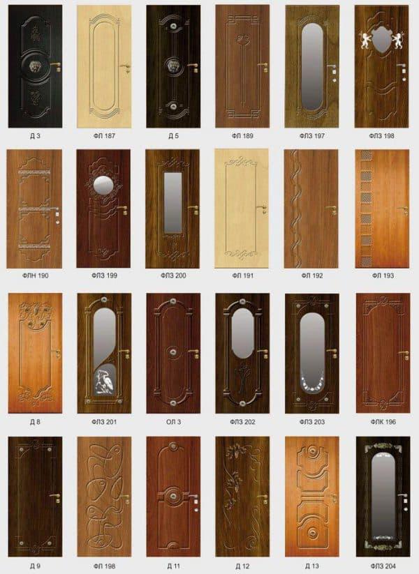 Дверная панель