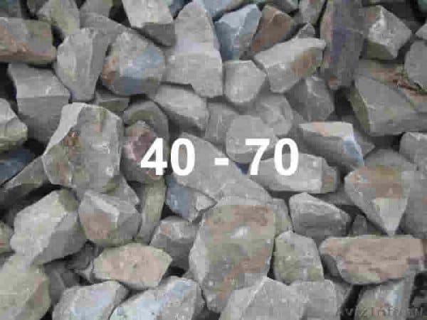 Гравийный 40 70