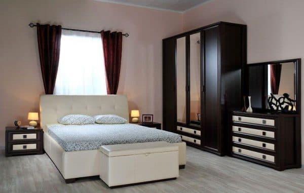 Для спальной комнаты