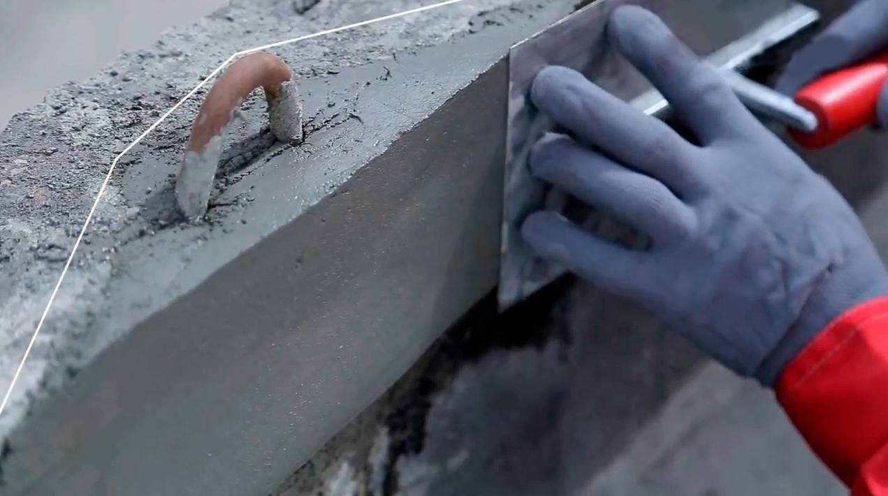 безусадочных бетонные смеси